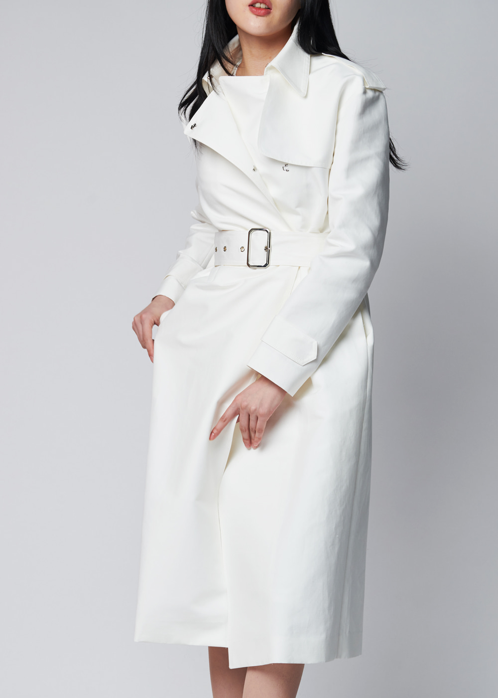 Cellin Trench Long Coat